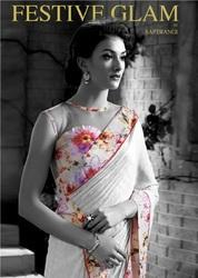 Party Wear Heavy Designer Saree