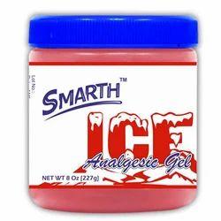 Ice Analgesic Gel - Red
