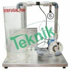 Centrifugal Pump Test Rig Apparatus