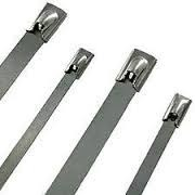 Stainless Steel Cable Ties Ball Lock Type