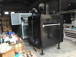 Automatic Pressure Forming Machine With Preheater