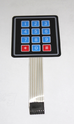 4x3 Matrix Membrane Keypad