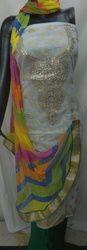 Gota Patti Work Ladies Suit
