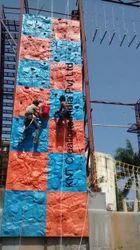 Adventure Climbing Wall