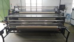 Sublimation Roll To Roll Machine