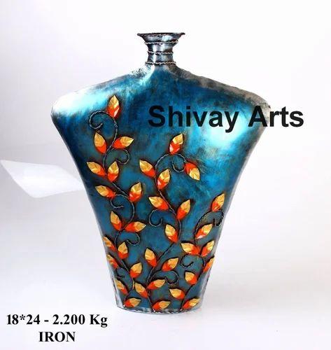 Vases Metal Vase Wholesale Trader From Jaipur
