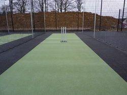 Cricket Pitch Flooring