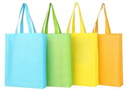 Non Woven Bags In Different Colors