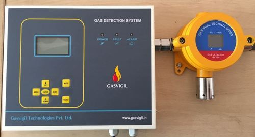 Gas Detection Systems Gas Monitoring System Manufacturer