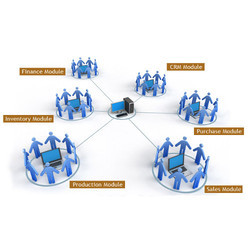 ERP System Software Services