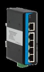 Industrial Ethernet Switch 3 Port 2 Fiber
