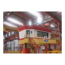 HSM Pulpit Steel Structure
