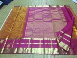 Pure Kanchipuram Silk Saree Handloom Saree