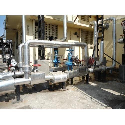 Steam and Condensate Piping Design Service
