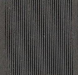 Dark Grey-Small Grooves WPC Decking