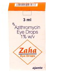 Zaha Eye Drop - 3 ml