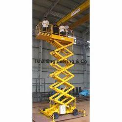 Extension Platform Scissor Lift