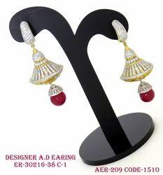 Designer Fancy A.D Earring