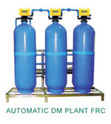 Automatic DM Water Plant - Mixed Bed