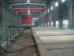 Pretreatment Galvanizing Plant