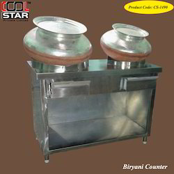 Biryani Counter