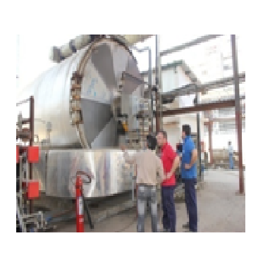 High Temperature Thermal Oil Heaters