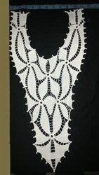 Cotton Neck Lace Collar