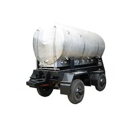 Mobile Oil Storage Tank