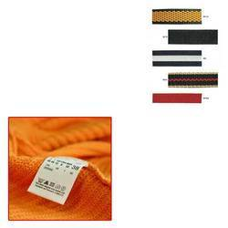 narrow woven fabrics for clothing labels