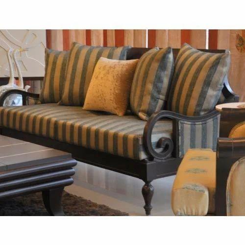 Wooden Furniture Wooden Sofa Set Manufacturer From Jodhpur