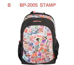 Backpack B 2005 Stamp