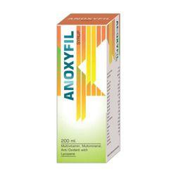 Antioxidant Syrup