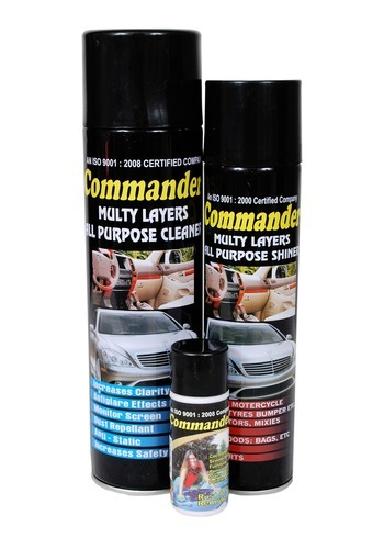 Commander Car Care Kit