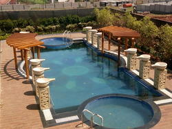 Swimming Pool Types Infinity Pools Edge Pools Manufacturer From Pune
