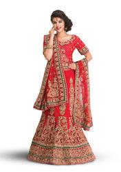 Ethnic Embroidered Lehenga