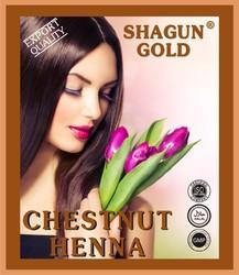 Herbal Henna Chestnut Hair Dyes