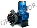 Hydraulic Double Diaphragm Metering Pumps