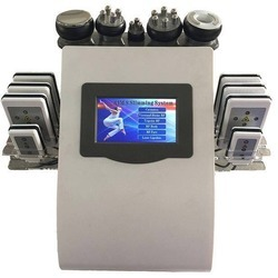 i-Lipo Slimming Machines with Cavitation and Multipolar RF