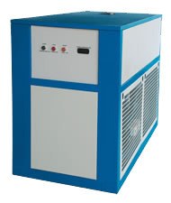 Industrial Refrigeration Air Cooled Chillers