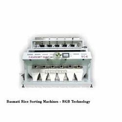Basmati Rice Sorting Machines