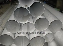 ASTM A778 Gr 317 Round Welded Tube