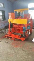 8 Bricks, Concrete Brick Making Machine, SHM105