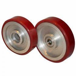 Moldon Polyurethane Wheel