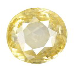 3.18 Carats Yellow Sapphire