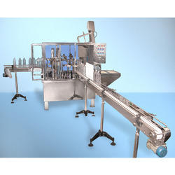 24 BPM Mineral Water Filling Machine