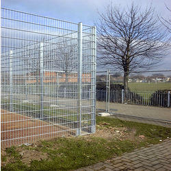 Pulsed Wire Mesh System