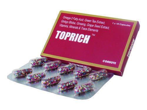 Toprich Soft Gels Capsules