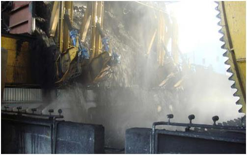 Dust Suppression System Dry Fog Ds System Manufacturer