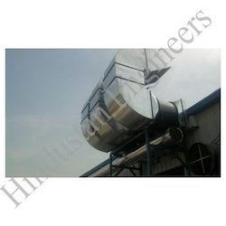 Compressors Hot Exhaust System
