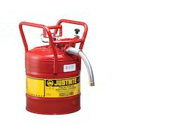 Justrite D.O.T Safety Cans